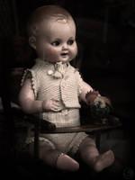 Evil doll by PlasticJoinsTheWorld