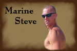 Marine Steve Button by furiousj