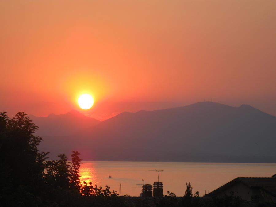 Sunset Stock by maslenitsa