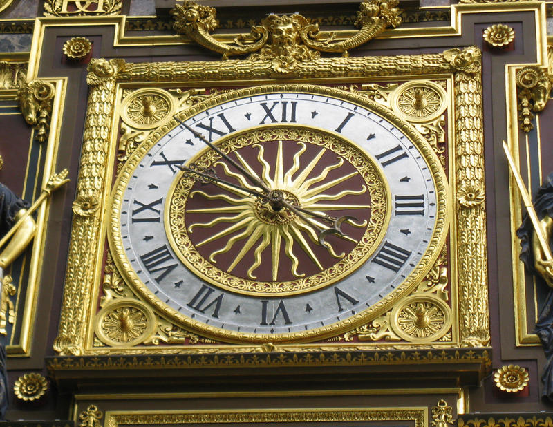 Clock Stock by maslenitsa