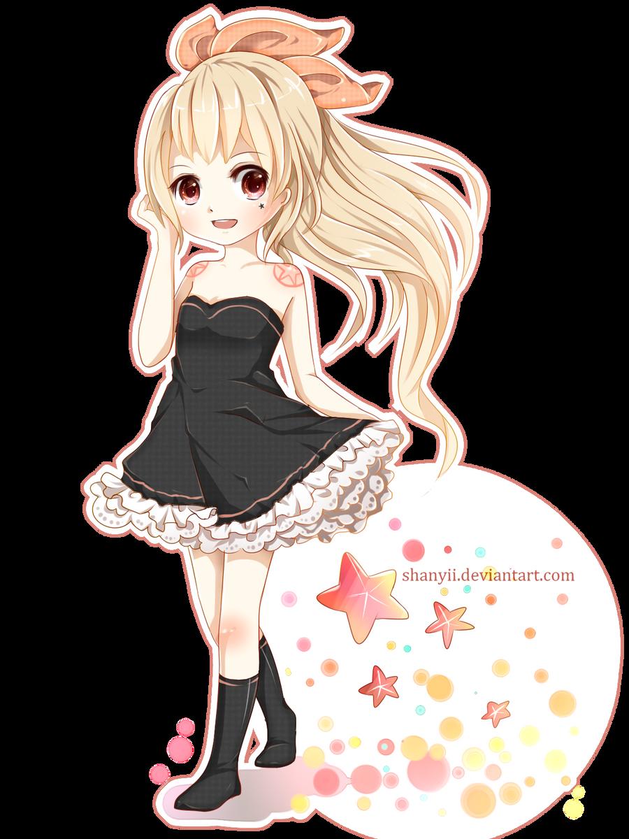 OC Estrella by shanyii