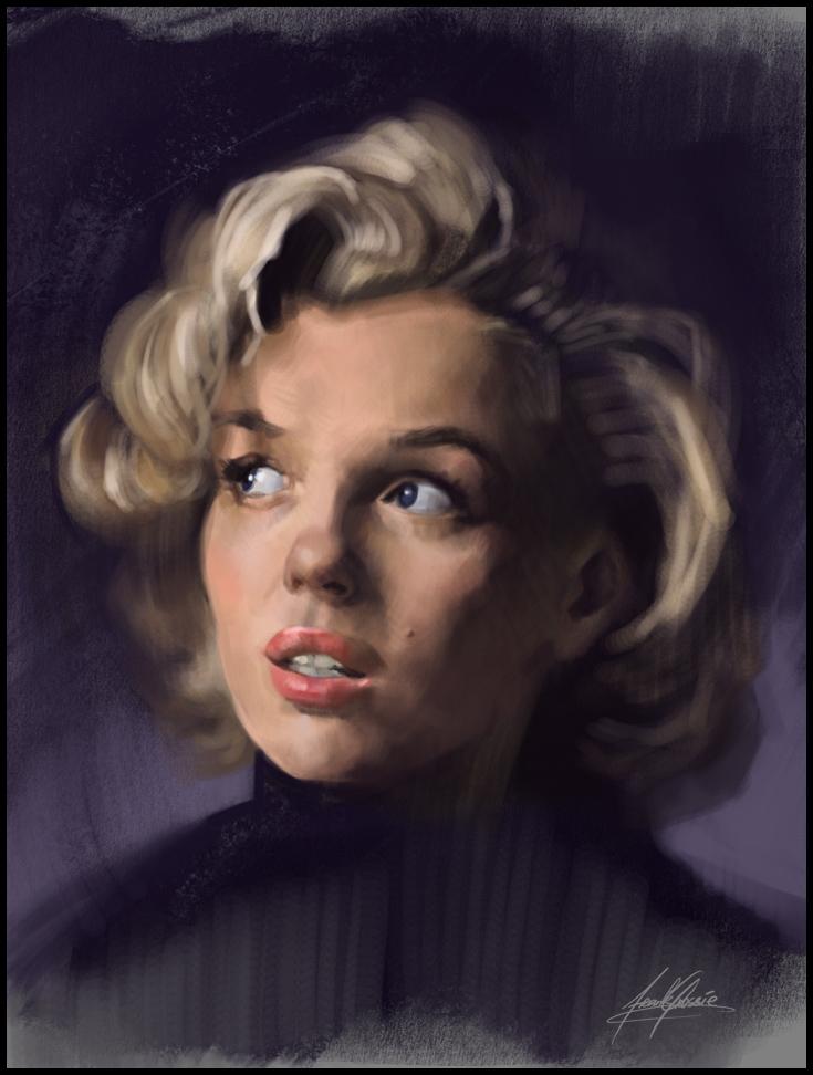 Marilyn by gressief