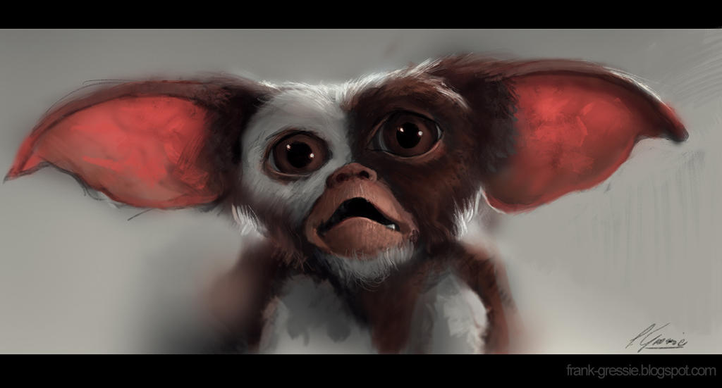 Mogwai by gressief