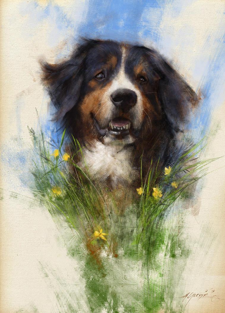 Dog by gressief