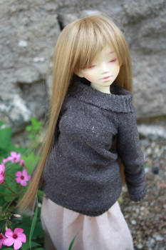 Romantic outfit for Unoa