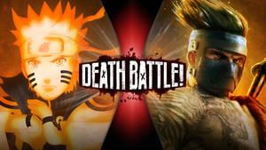 Naruto VS Jago