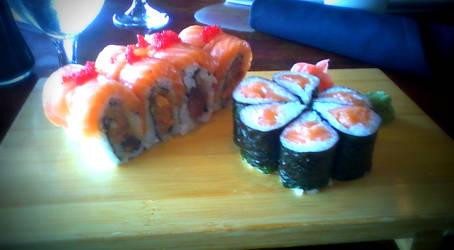 Sushi by KillTheArtRat