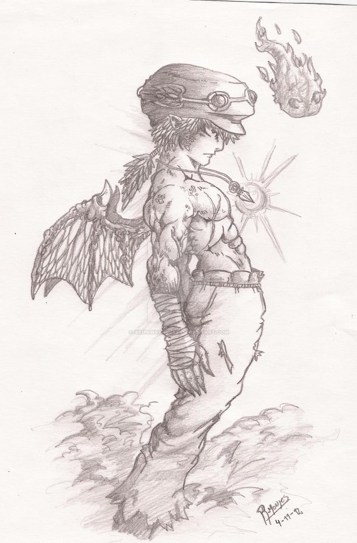 dragon boy by xXUninstallXx