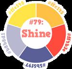 June Challenge #79: Shine