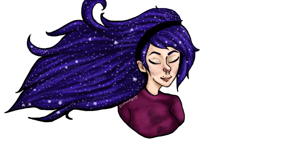 Galaxy Girl by Captain-SassyButt