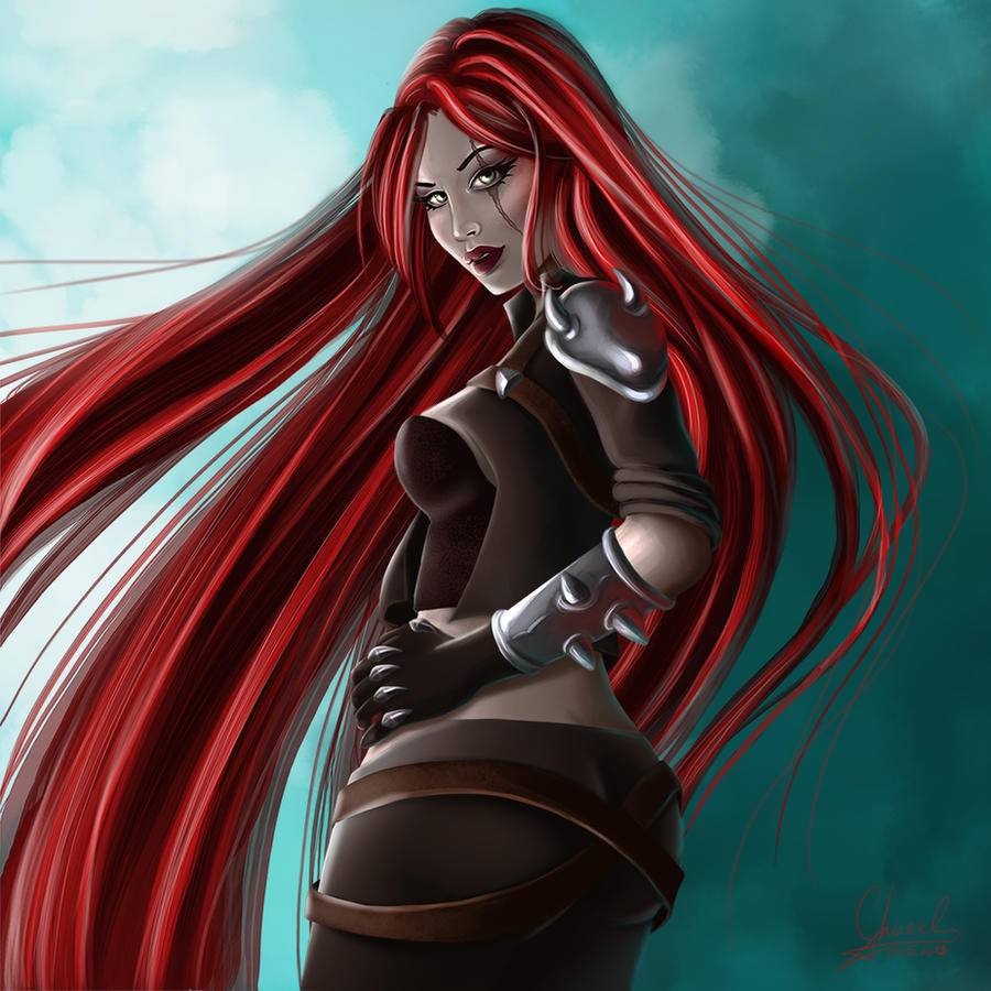Katarina by Churail