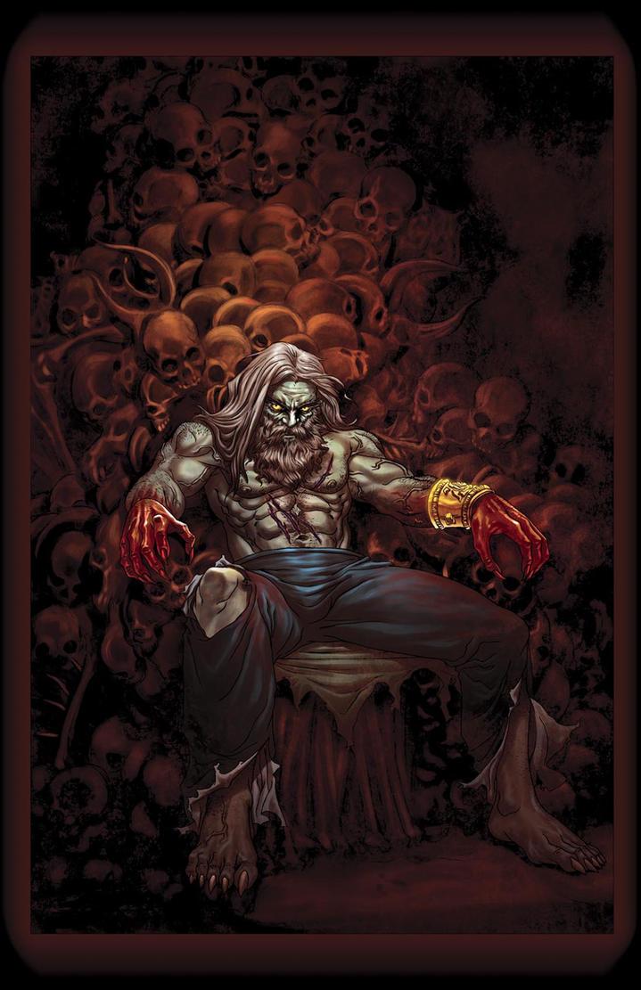 King werewolf by luis guerrero on deviantart - Luis guerrero ...