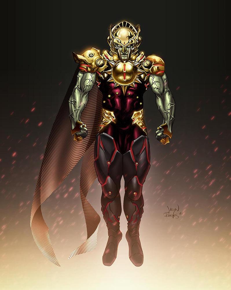 Hyperion by luis guerrero on deviantart - Luis guerrero ...