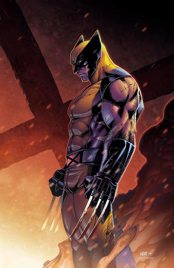Wolverine by Luis-Guerrero