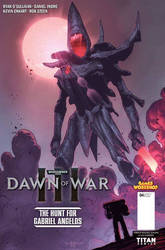 Warhammer 40000 Cover