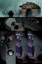 Ninja Boy Page 10