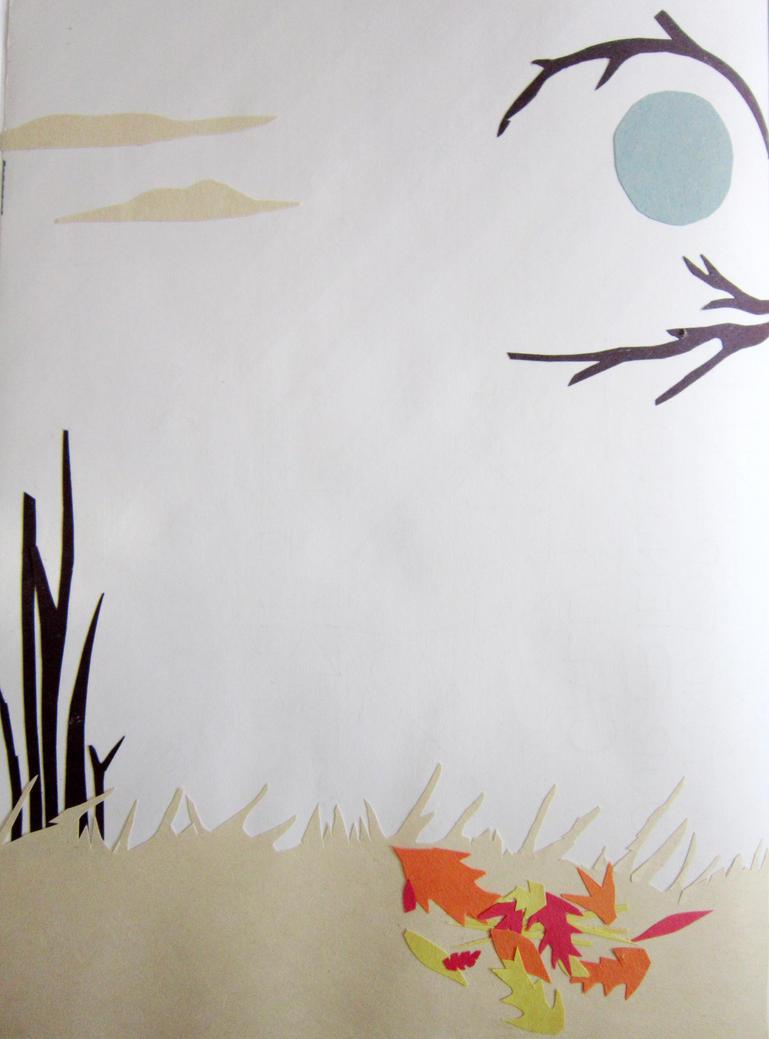 Sketchbook Work 7: Paper Autumn by Rai-Starstreak