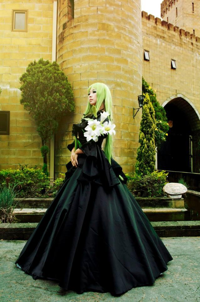 Code geass cc black dress
