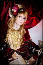 HIZAKI dress Versailles cosplay by CosTrader