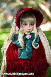 Shinku Rozen Maiden Full Costume + Wig by CosTrader