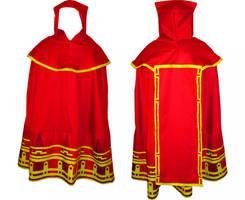 Journey Main Character Costume