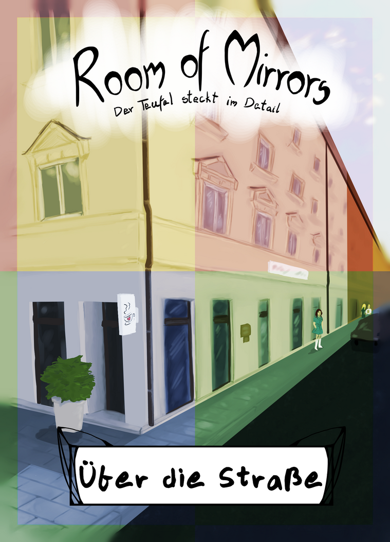 Room of Mirrors Chapter 9 by Asha-Tsukino