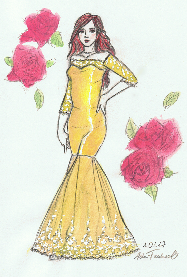 -roses- by Asha-Tsukino