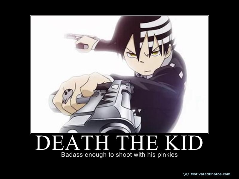 Death The Kid D By Eclipse Luna