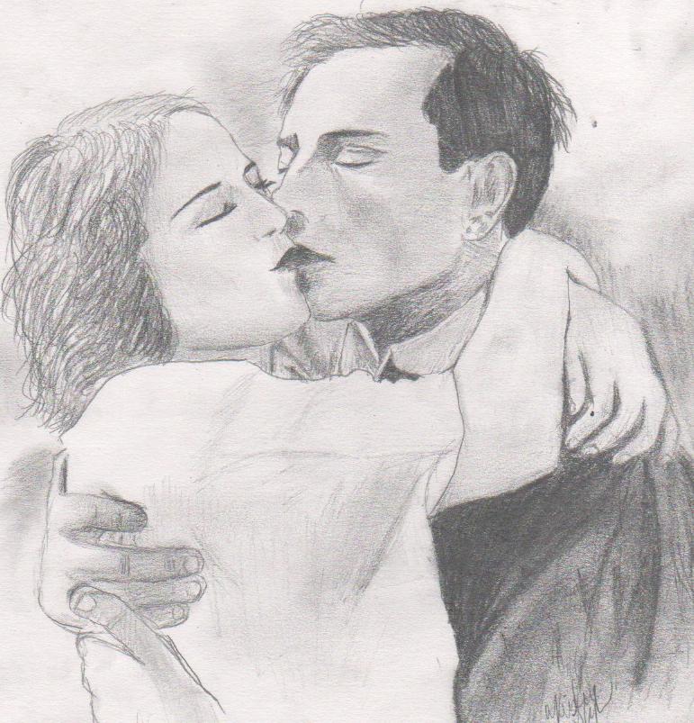 Buster Keaton and Viola Dana by sminking on DeviantArt