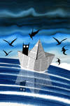 Paper Boat by scratchproductions