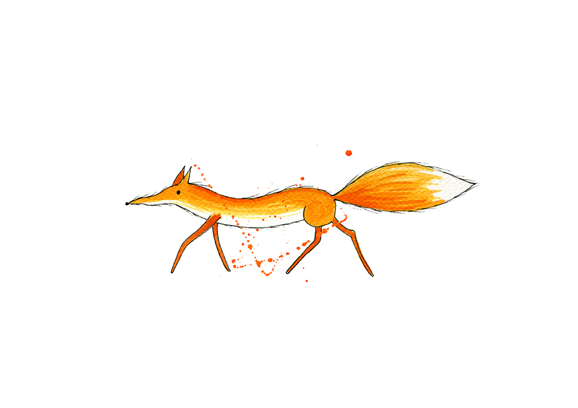 Fox by scratchproductions