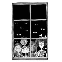 The Faces in the Window