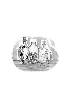In The Witches' Pantry