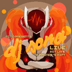 DJ SONA (Concussive) by The-Other-User