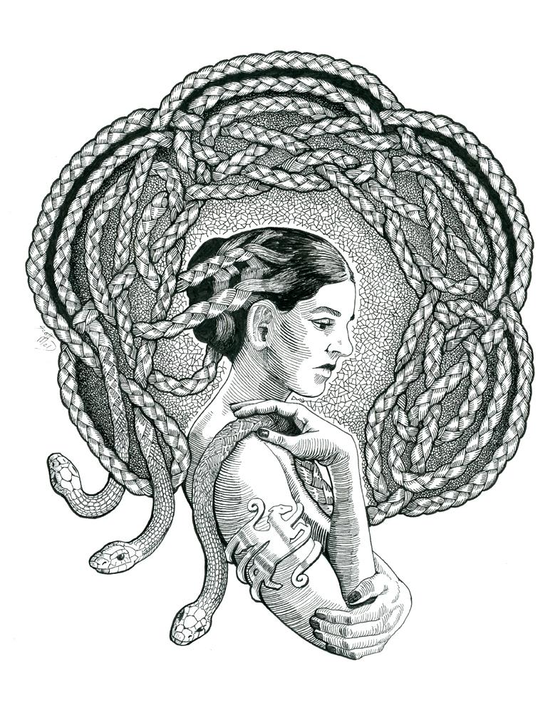 Medusa by sequentialscott