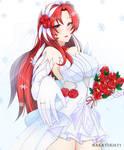 Himeko Wedding - Honkai Impact 3