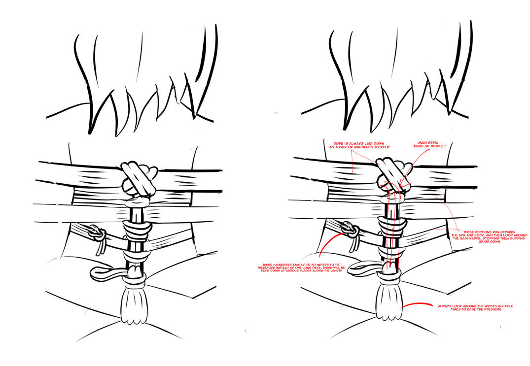 Anatomy of the back of a simple box tie by plasma dragon on deviantart anatomy of the back of a simple box tie by plasma dragon ccuart Images