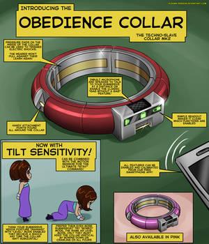 Techno Slave collar Mk2
