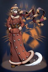 Character Select - Shiori: Feline of the warmth
