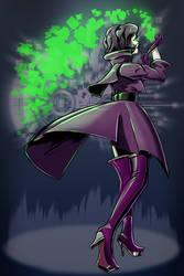 Character Select - Phantom: The Mirage