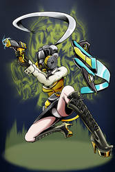 Character Select - Beatrix: Procurement Specialist