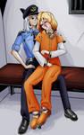 Mia and Akane