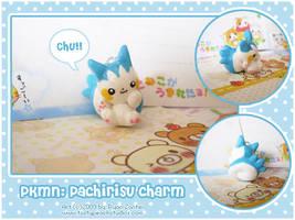PKMN: Pachirisu by MoogleGurl