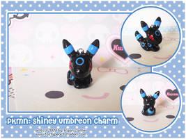 PKMN: Umbreon - Shiny by MoogleGurl