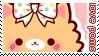Love Poms Stamp 1 by MoogleGurl
