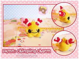 PKMN: Chingling by MoogleGurl