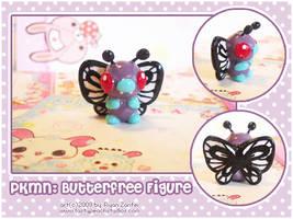 PKMN: Butterfree by MoogleGurl