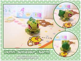 PKMN: Bulbasaur by MoogleGurl