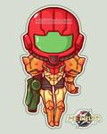 Metroid Prime - Samus