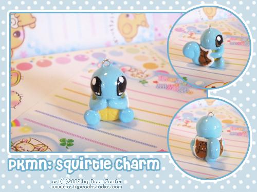 PKMN: Squirtle by MoogleGurl